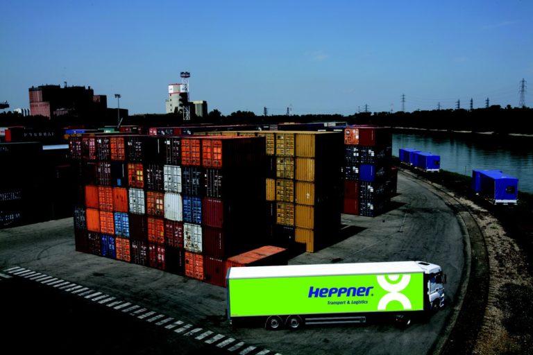 Heppner, créateur de solutions de transport et logistique et leader indépendant des échanges internationaux, investit 15 millions d'euros en faveur d'un transport plus durable.