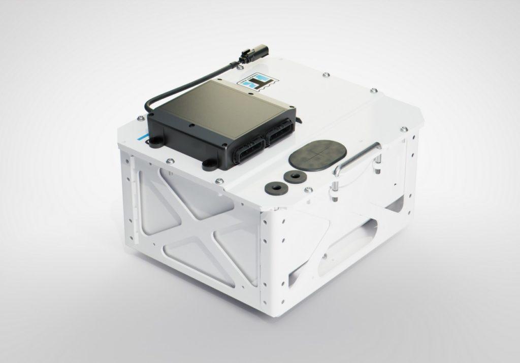 Fabriquée par Thermo King, la nouvelle batterie au lithium-ion (Li-ion) est disponible en versions 1,8 kWh et 3,6 kWh.