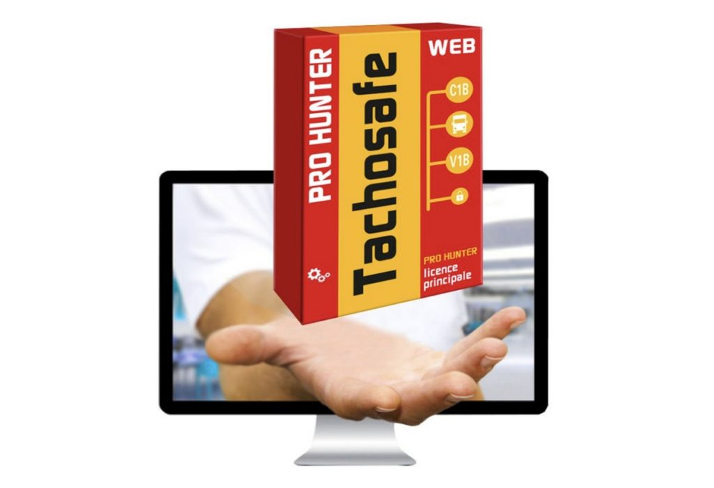 Tachosafe Web est disponible pour un nombre illimité de véhicules et de conducteurs.