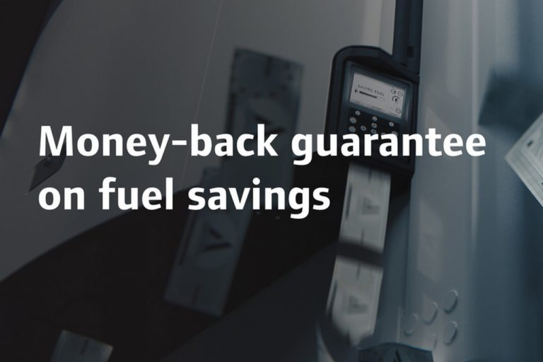 Thermoking propose une garantie remboursement pour l'Advancer.