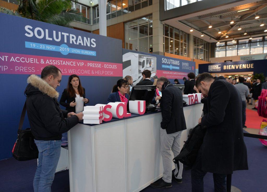 Avec 70 % de sa surface déjà réservée à ce jour et un hall supplémentaire, le salon Solutrans mobilise plus que jamais les acteurs de toute la filière.