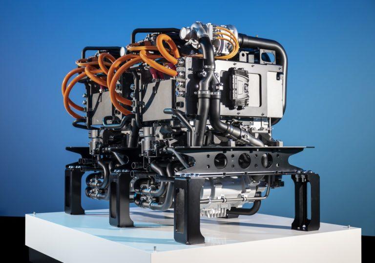 Daimler Truck AG et le groupe Volvo s'engagent pleinement en faveur des piles à combustible à base d'hydrogène.