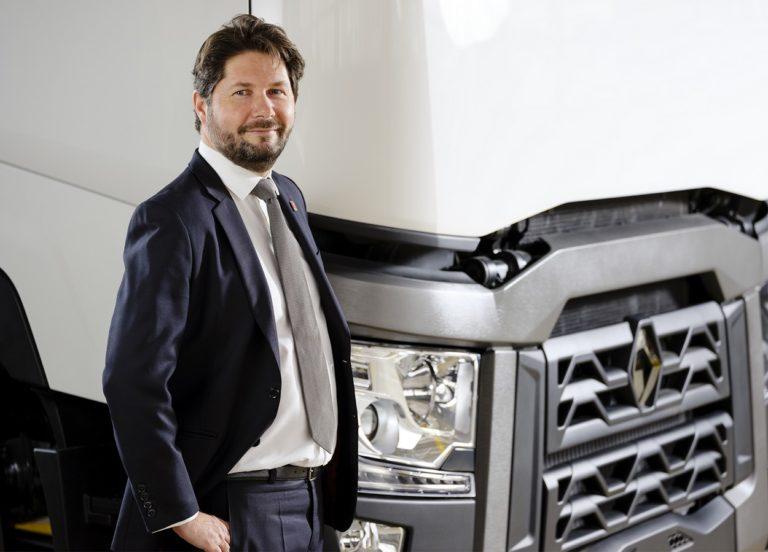 La CEC réunit aujourd'hui 50 dirigeants dont Christophe Martin, directeur général de Renault Trucks France.