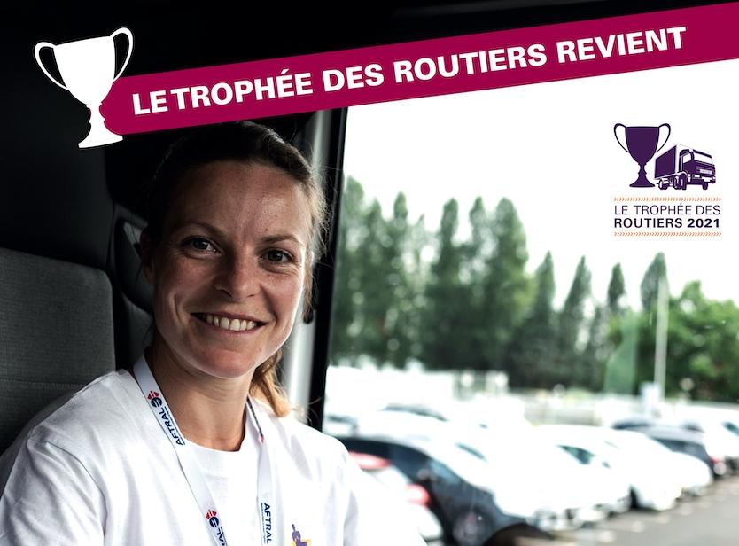 Le Trophée des Routiers a pour ambition de promouvoir la profession, valoriser le savoir-faire et les qualités requises pour les femmes et les hommes du transport routier de marchandises.
