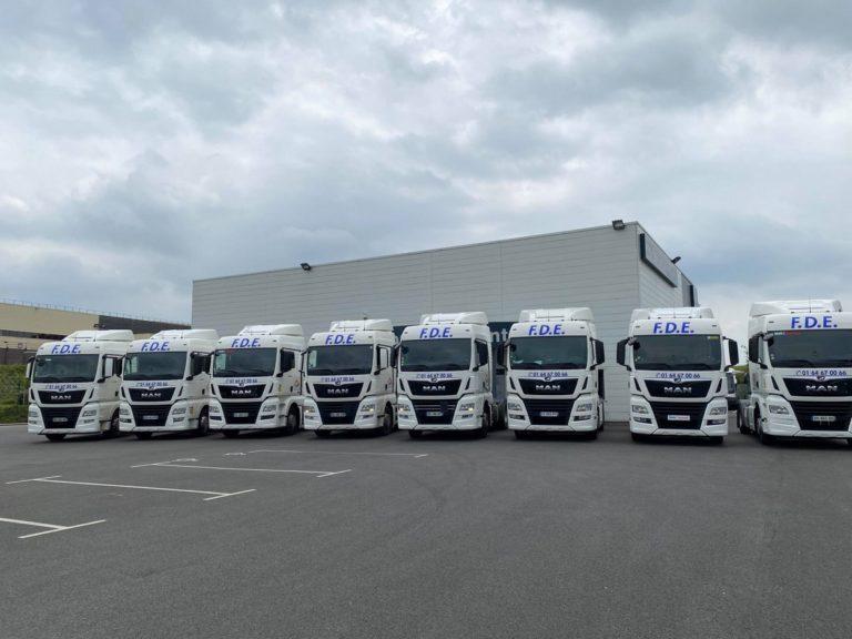 France Distribution Express s'équipe en MAN TGX TopUsed pour répondre à un besoin urgent.