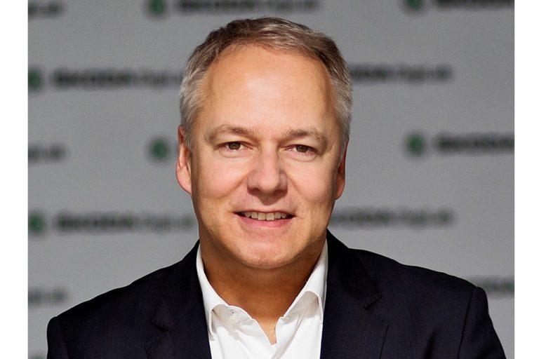 André Whener vient d'être nommé CIO de Man.