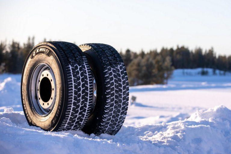 Michelin vient de développer une nouvelle gamme de pneus poids lourds pour les conditions hivernales.