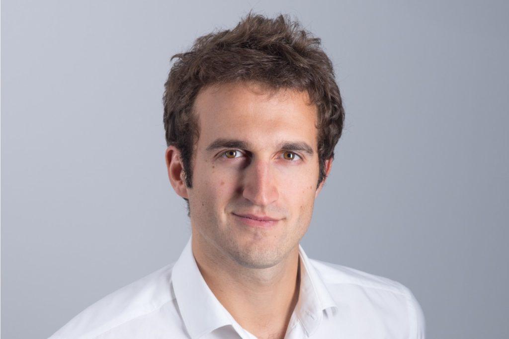 Thomas Larrieu succède à Boris Pernet en tant que directeur général d'Upply.