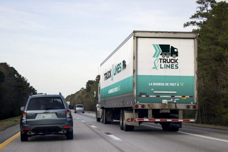 Lancée le 1er octobre, Truck & Lines offrira l'accès gratuit jusqu'au 1er janvier 2022 pour les 500 premiers utilisateurs inscrits.