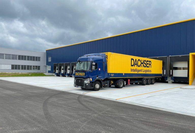 Avec sa nouvelle agence à Rouen, Dachser complète l'activité logistique de son autre site ouvert l'année dernière au Grand Quevilly.
