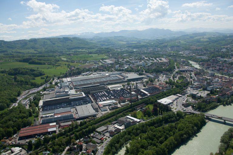 Le futur site de fabrication du Volta Zero se situera à Steyr, en Autriche.