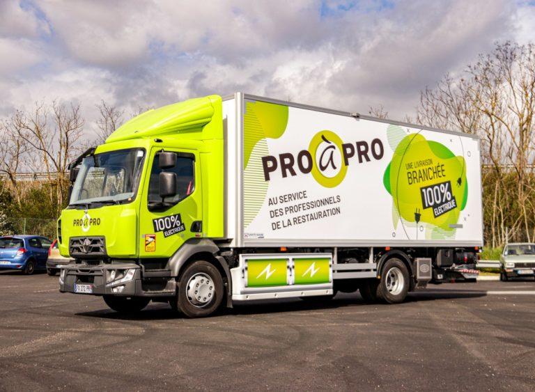 L'Iceland 8 fait partie de la gamme de réfrigération pour camions porteurs de Carrier Transicold.