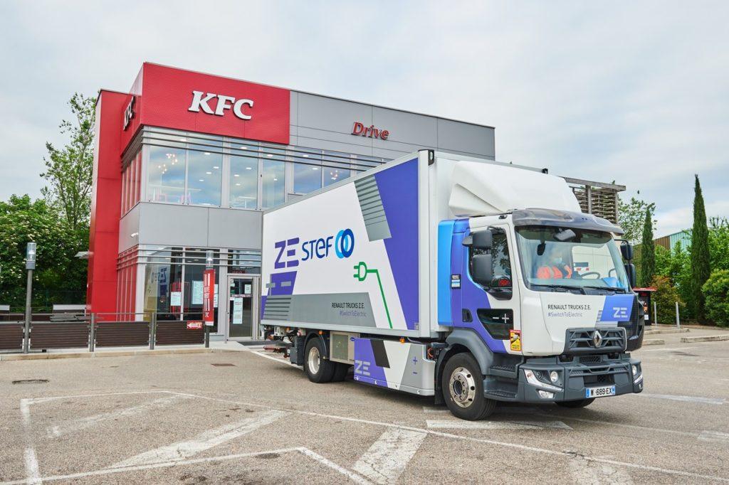 STEF et KFC prolongent leur partenariat.