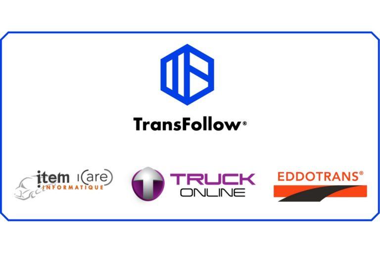 Transfollow vient de signer des partenariats avec trois acteurs majeurs de la digitalisation du transport routier de marchandises.